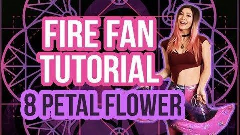 Fire Fan Tutorial 9
