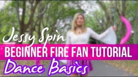 Fire Fan Tutorial 3