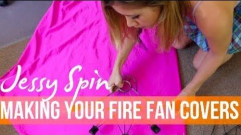 Fire Fan Tutorial 2