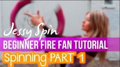 Fire Fan Tutorial 6